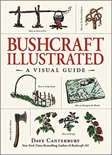Gearflogger reviews Bushcraft Illustrated by Dave Canterbury