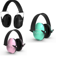 Gearflogger reviews PuroCalm Earmuffs hearing protection for kids