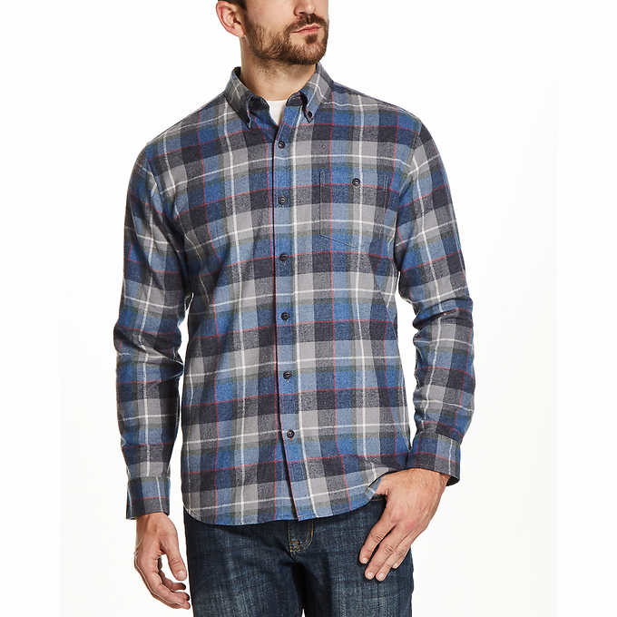 Gearflogger reviews the Weatherproof Vintage Flannel Shirt