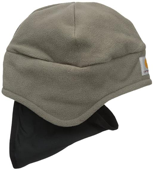 Gearflogger reviews the Carhartt 2 in 1 Fleece Hat