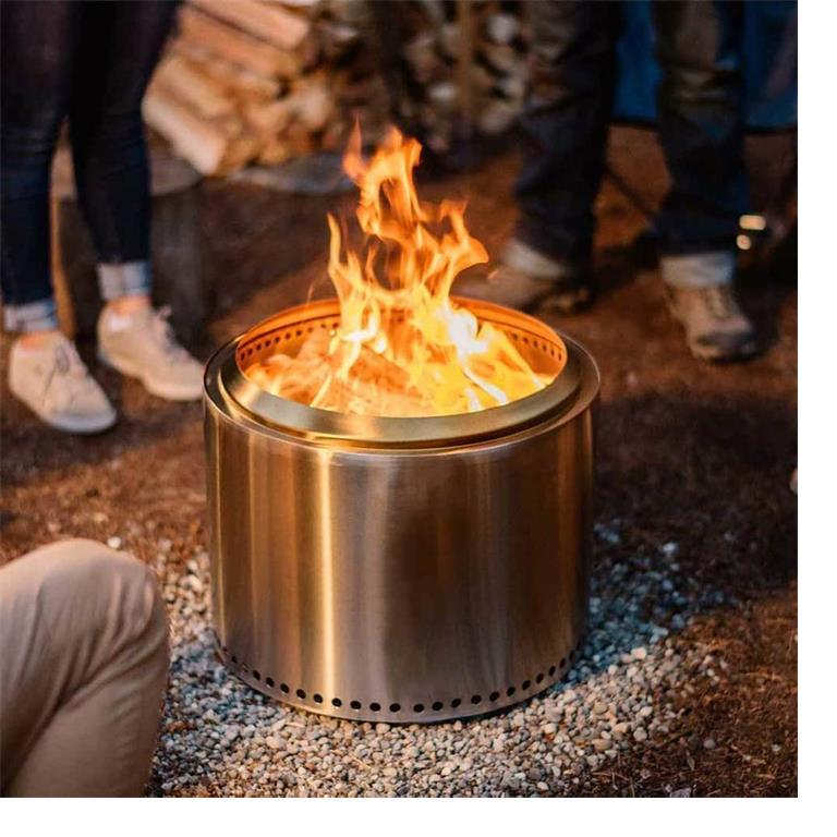 Gearflogger reviews the Solo Bonfire fire pit