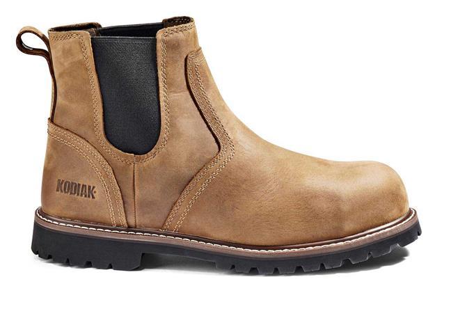 Gearflogger reviews the Kodiak McKinney composite toe work boot