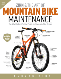 Gearflogger reviews Zinn and the Art of Mountain Bike Maintenance