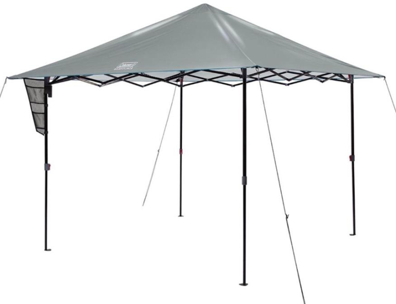 Gearflogger reviews the Coleman OneSource 10x10 canopy shelter