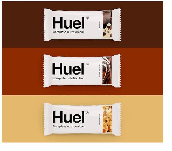 Gearflogger reviews the Huel complete nutrition bar version 3.1