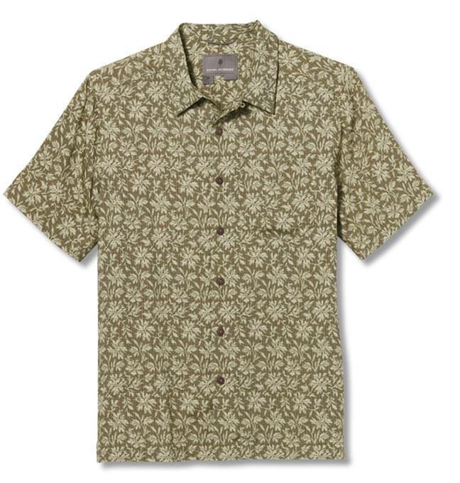 Gearflogger reviews the Royal Robbins Comino short sleeve shirt