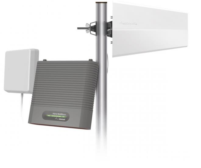 Gearflogger reviews the weBoost Destination RV cell phone signal booster
