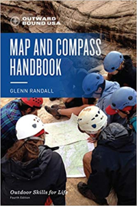 Gearflogger reviews the Outward Bound Map and Compass Handbook