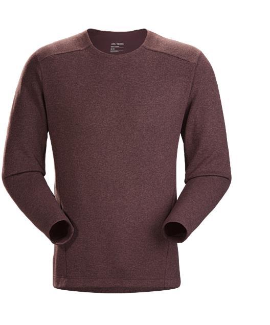 Gearflogger reviews the Arc'Teryx Covert LT pullover