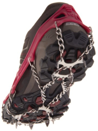 Gearflogger reviews the Kahtoola MICROspikes footwear traction device
