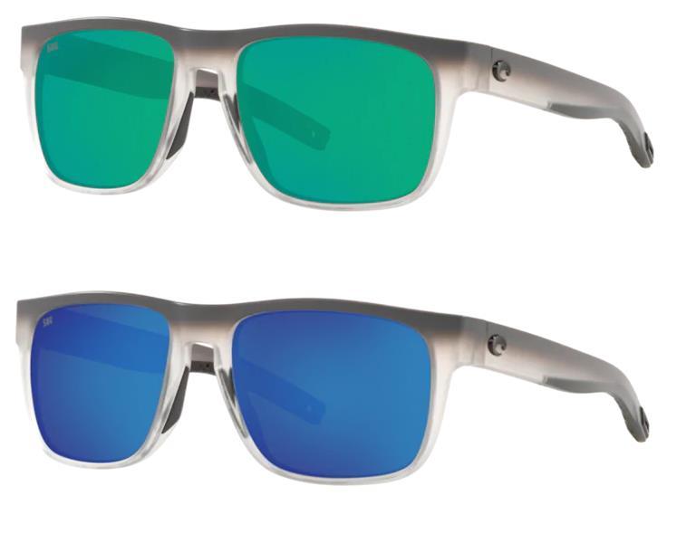 Gearflogger reviews Costa Ocearch Spearo polarized sunglasses